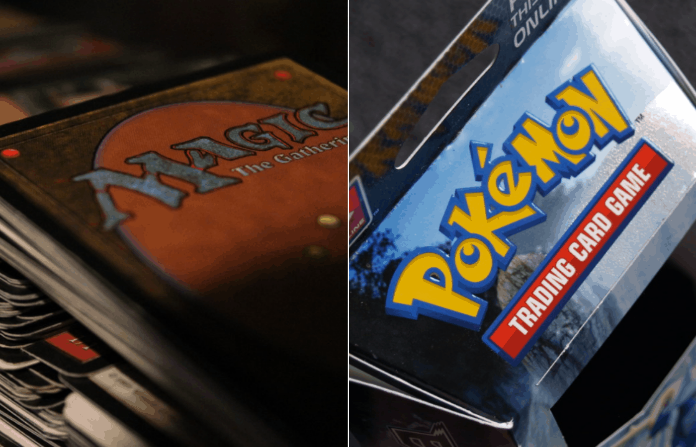 is magic the gathering better than pokemon