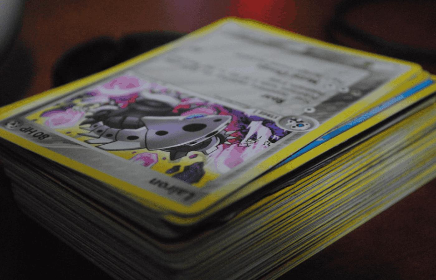 is my pokemon deck legal