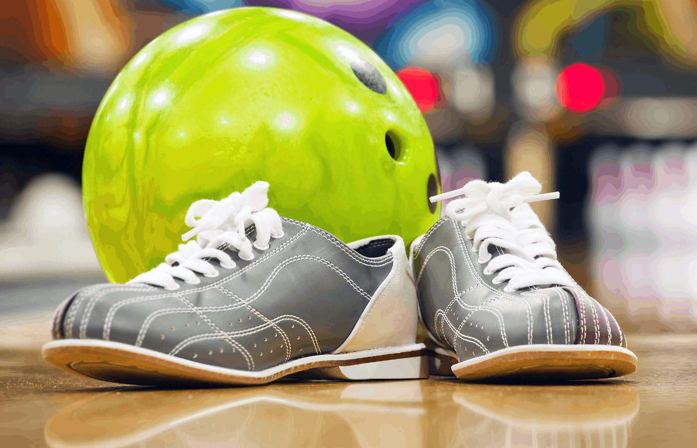 why do bowling shoes have no grip