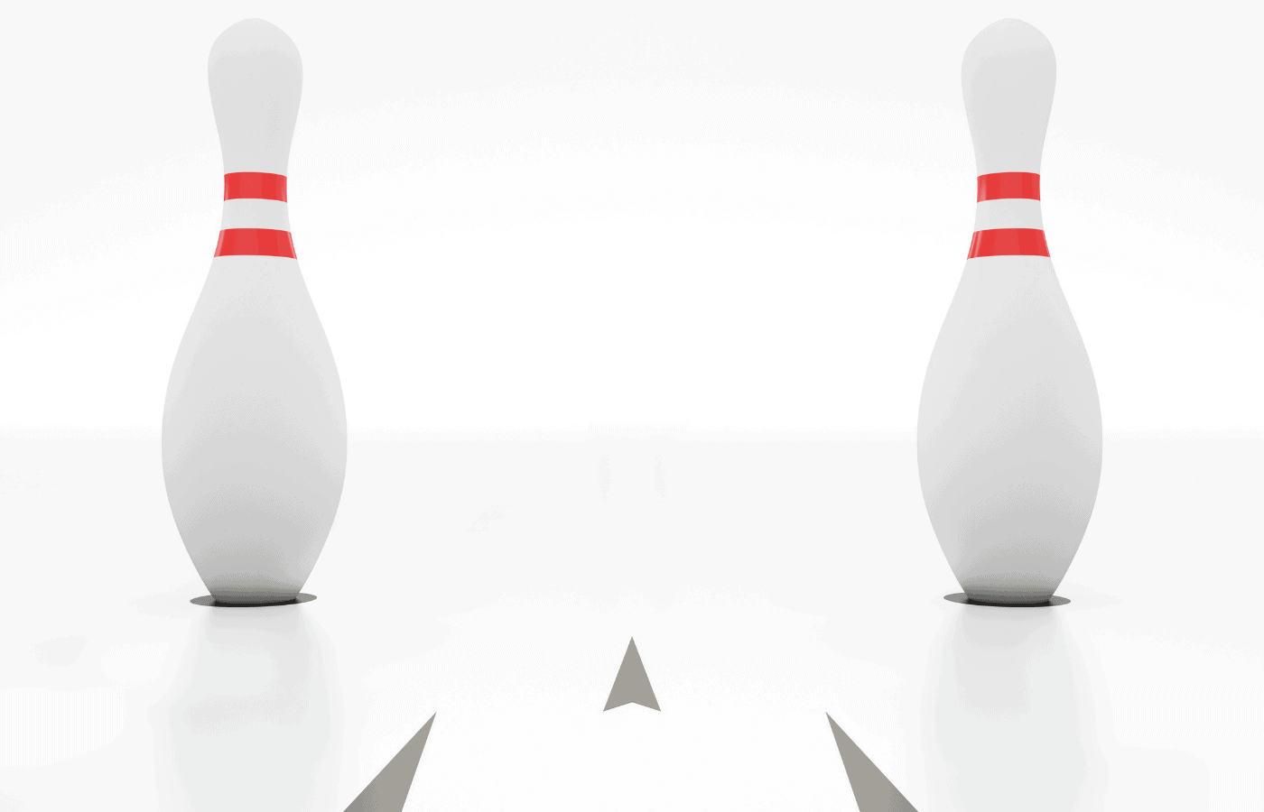why do i keep getting splits in bowling