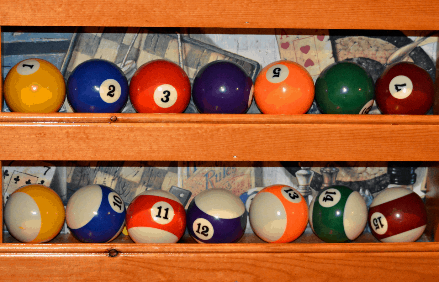 things to do with old pool balls