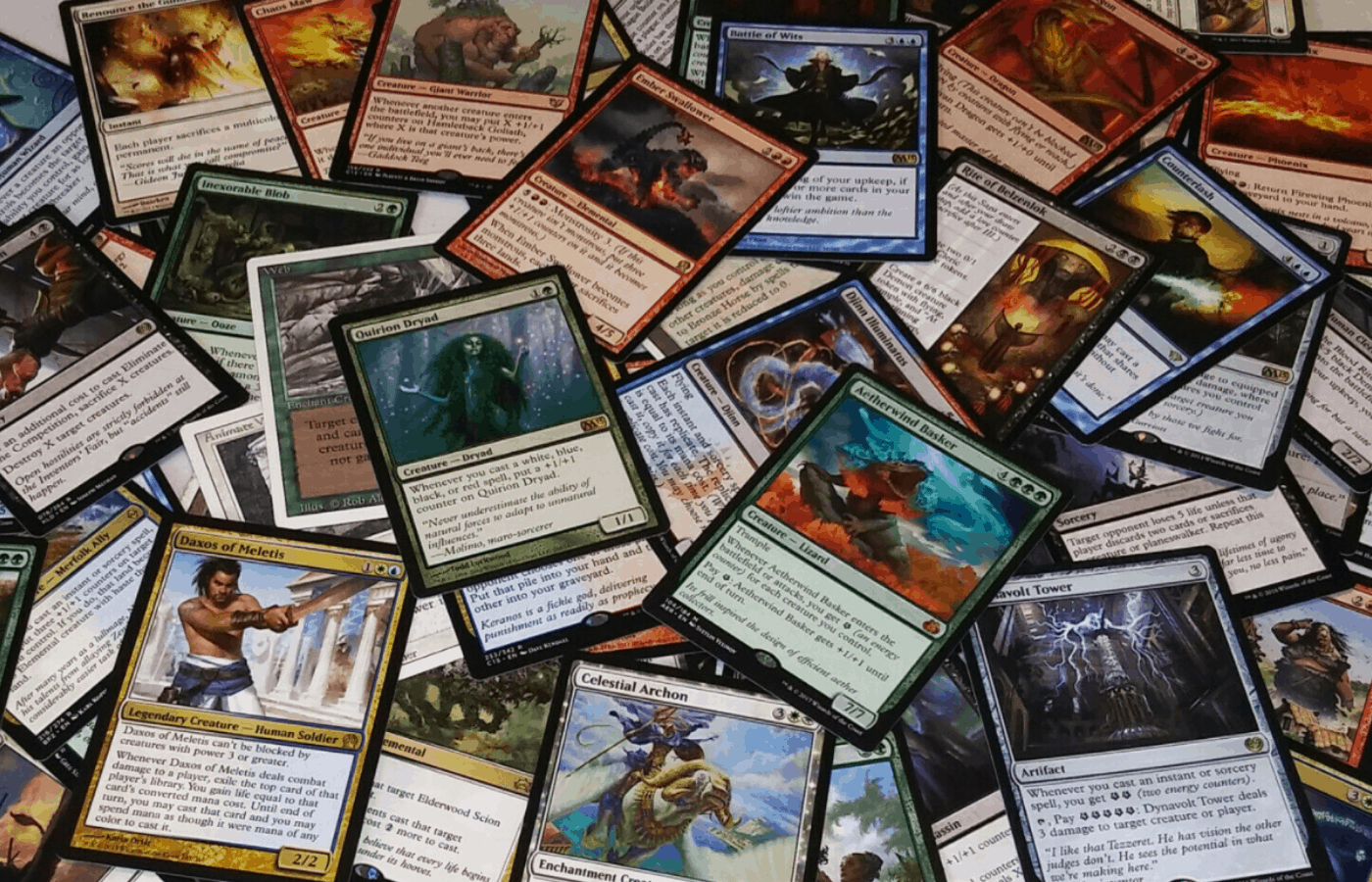are magic the gathering trading cards recyclable