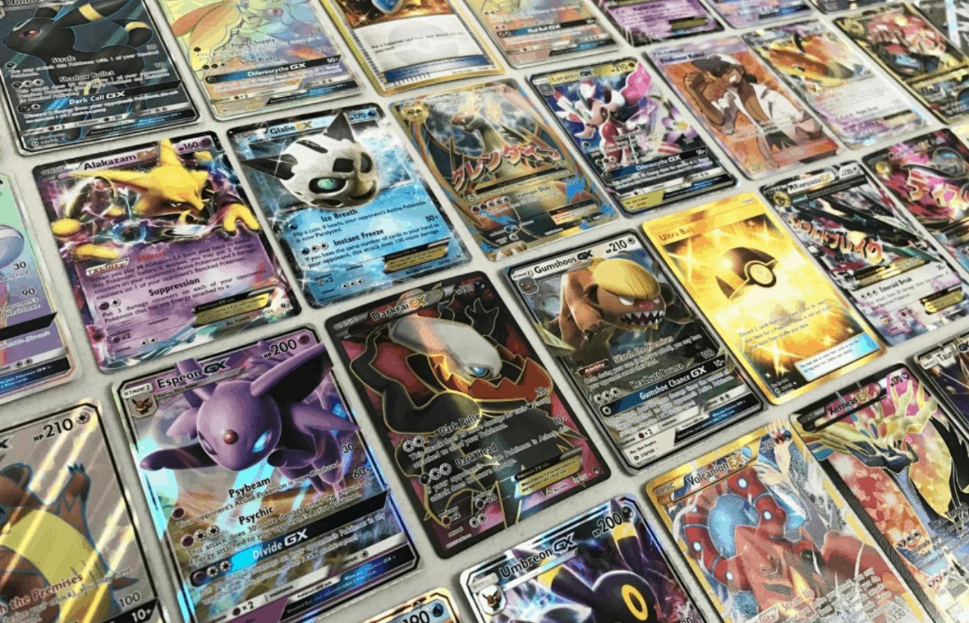 are pokemon card lots worth it