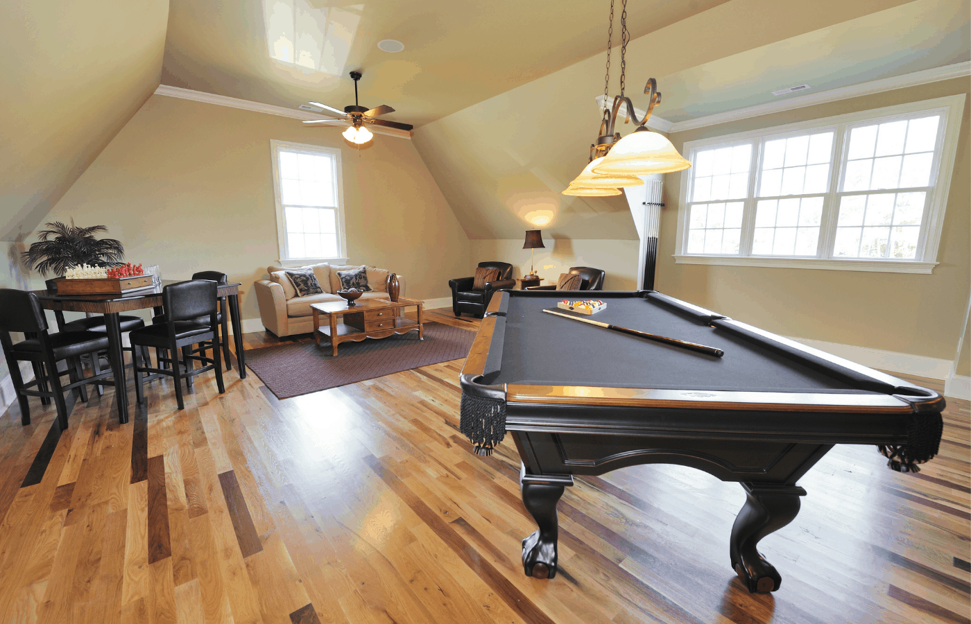 does a pool table add value to your home