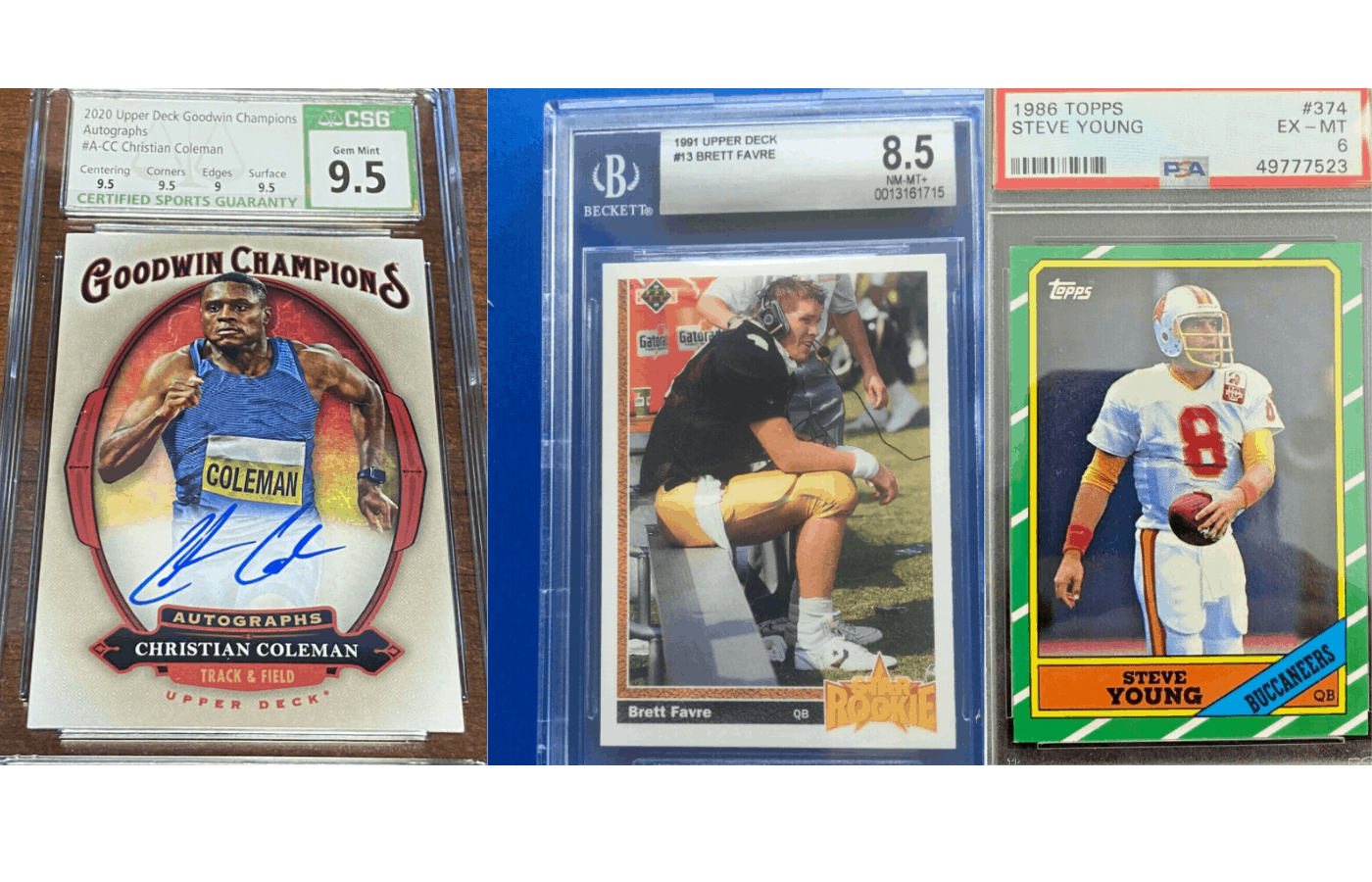 How Much Does It Cost to Get a Card Graded by PSA, BGS, and SGC