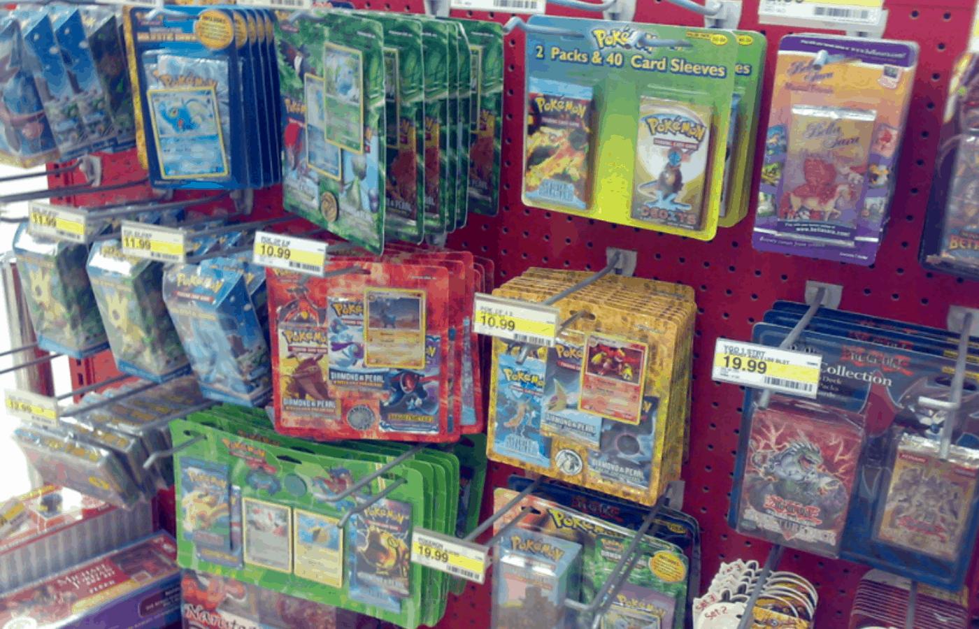 How Often Does Target/Walmart Restock Pokemon Cards