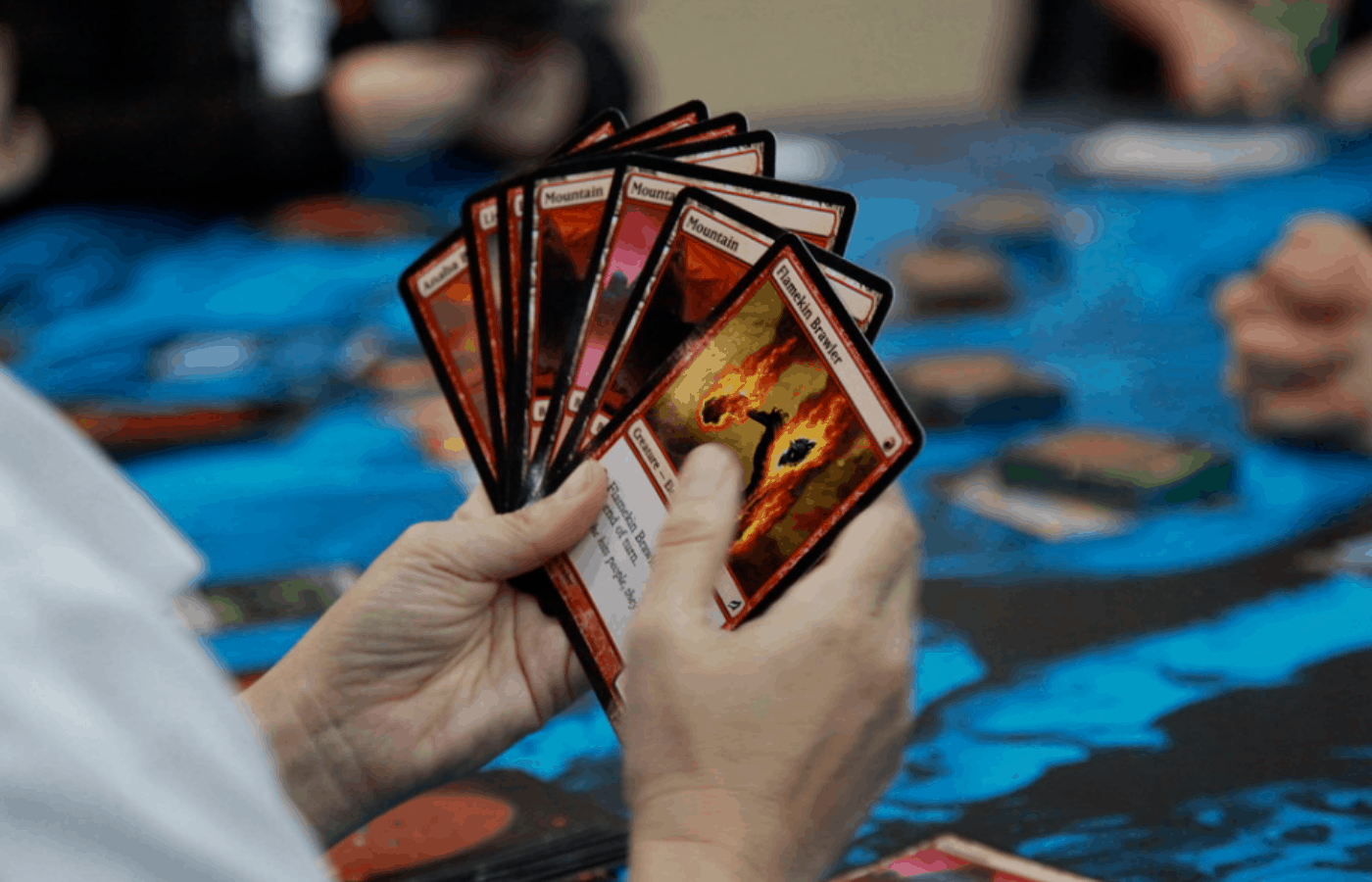 How Old Do You Have to Be to Play Magic the Gathering