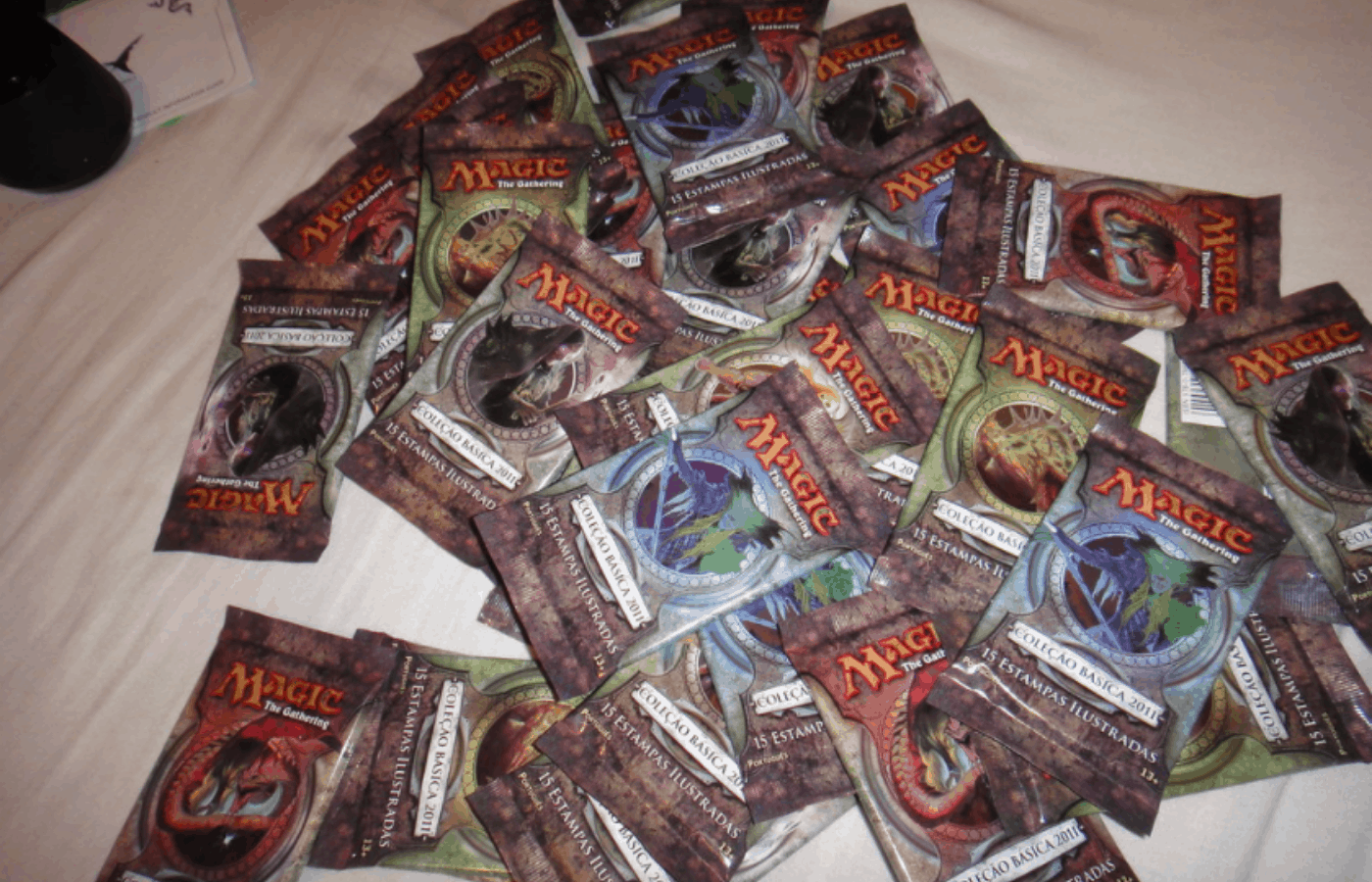 How to Tell If a MTG Booster Pack Is Resealed