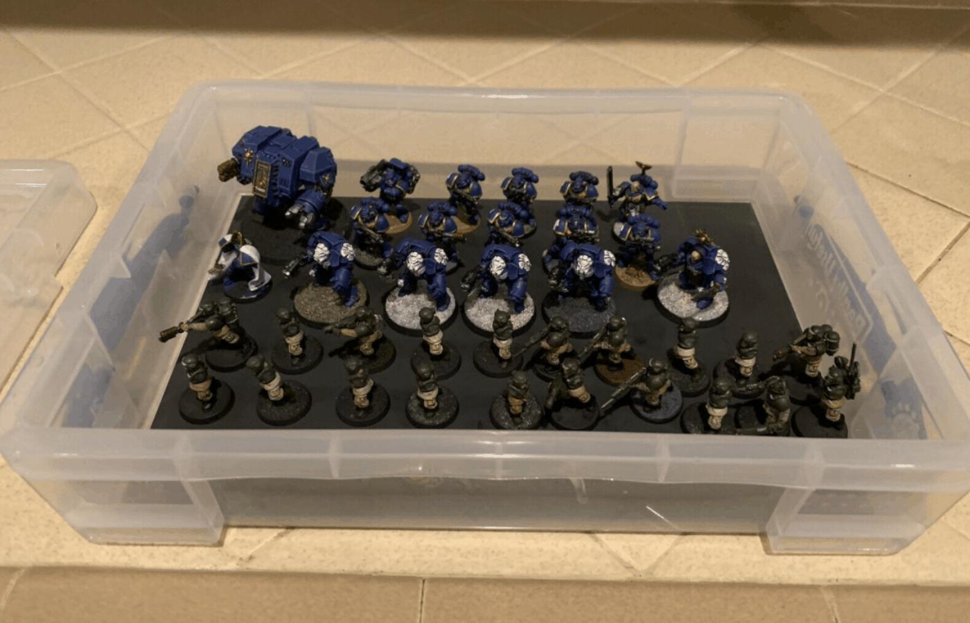 what size magnets for warhammer miniatures