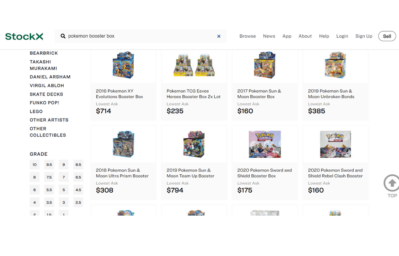 are stockx pokemon cards legit