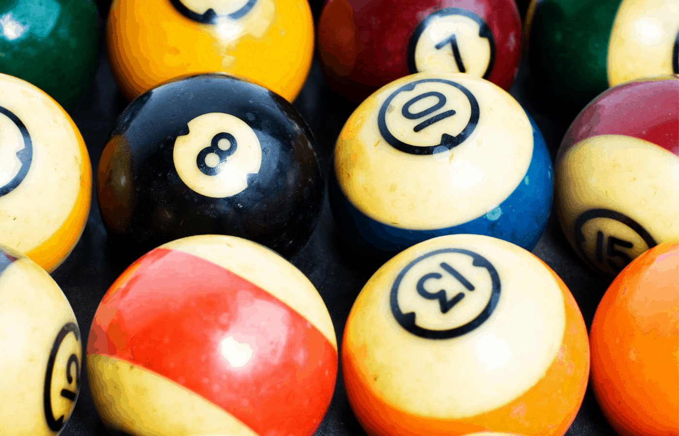 can you drill pool balls