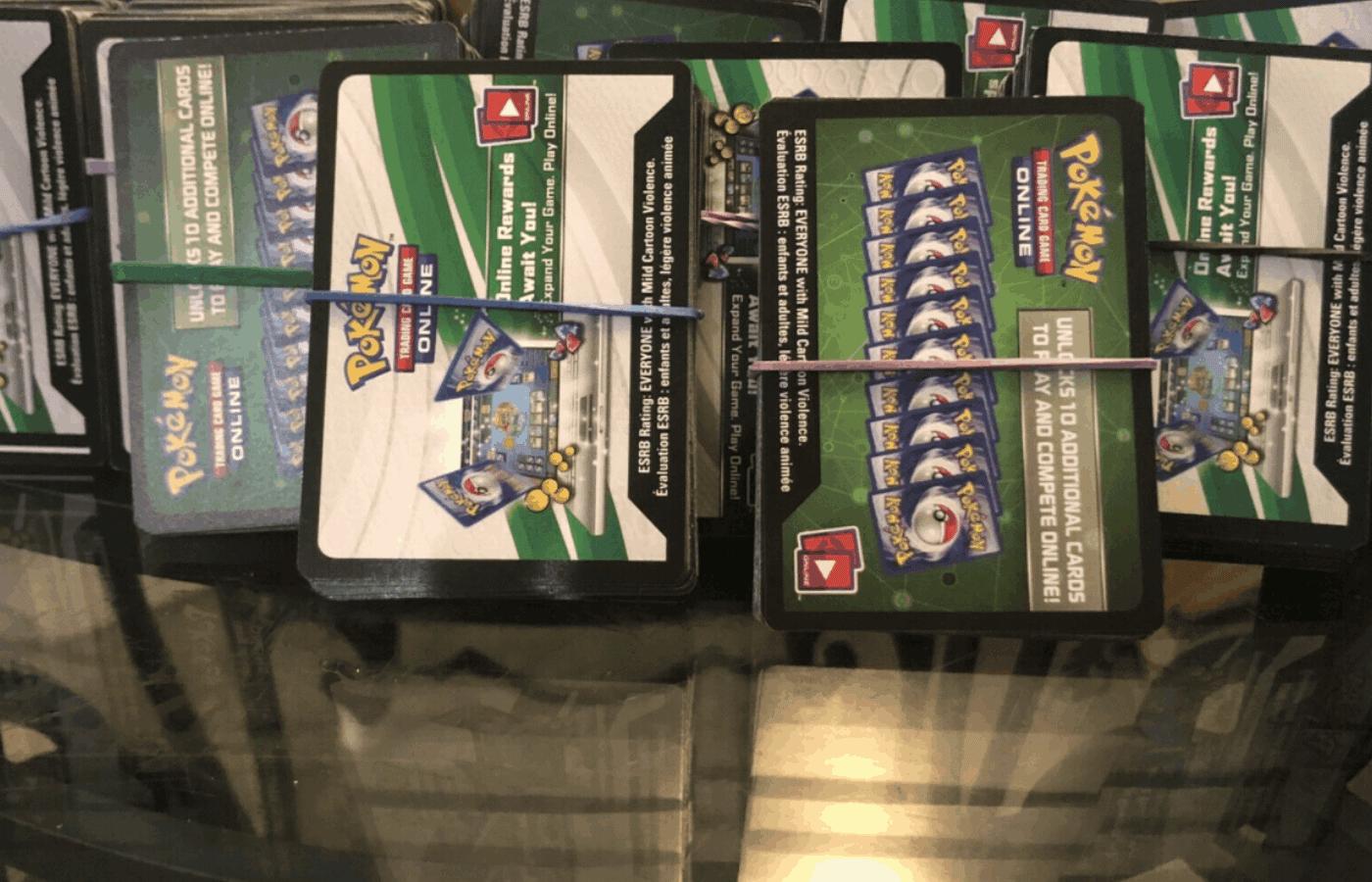 do pokemon card codes expire