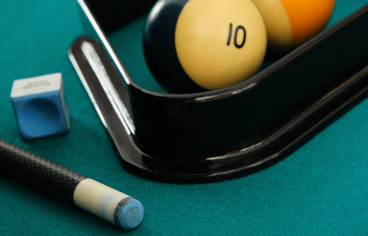 how often should you scuff a pool tip