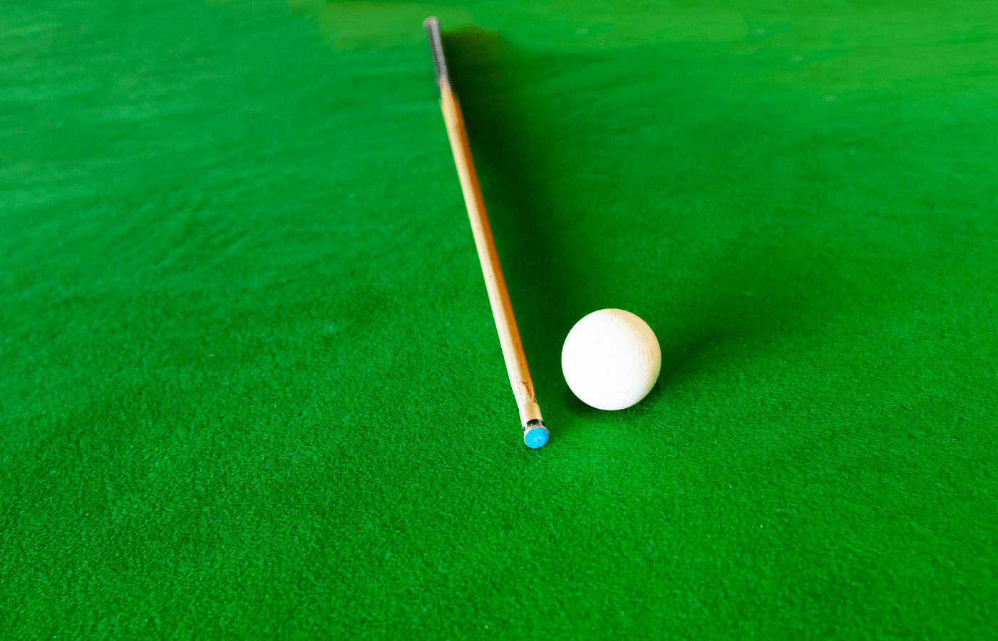 how to fix a cracked pool cue shaft
