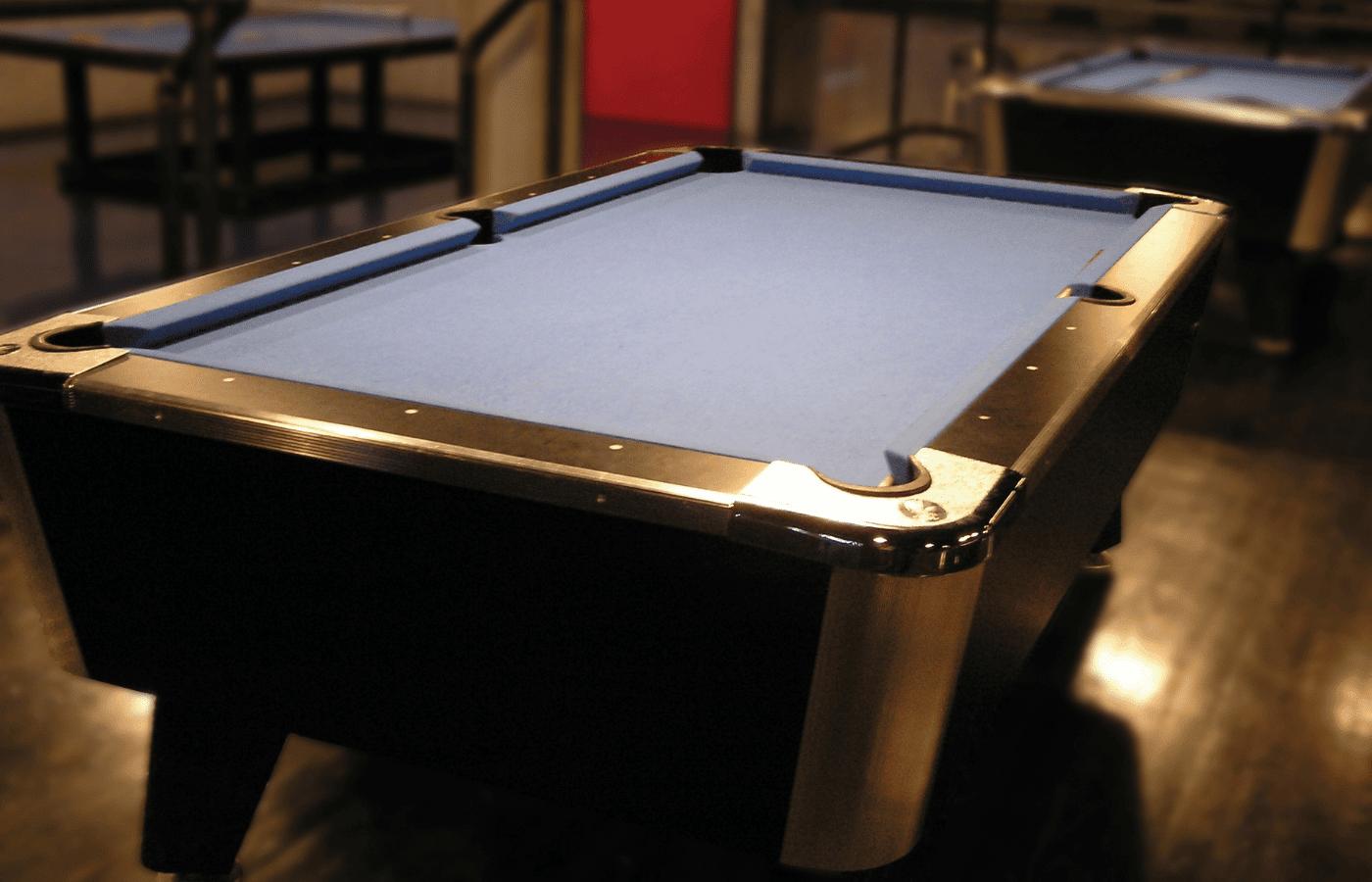 how to get pool balls unstuck