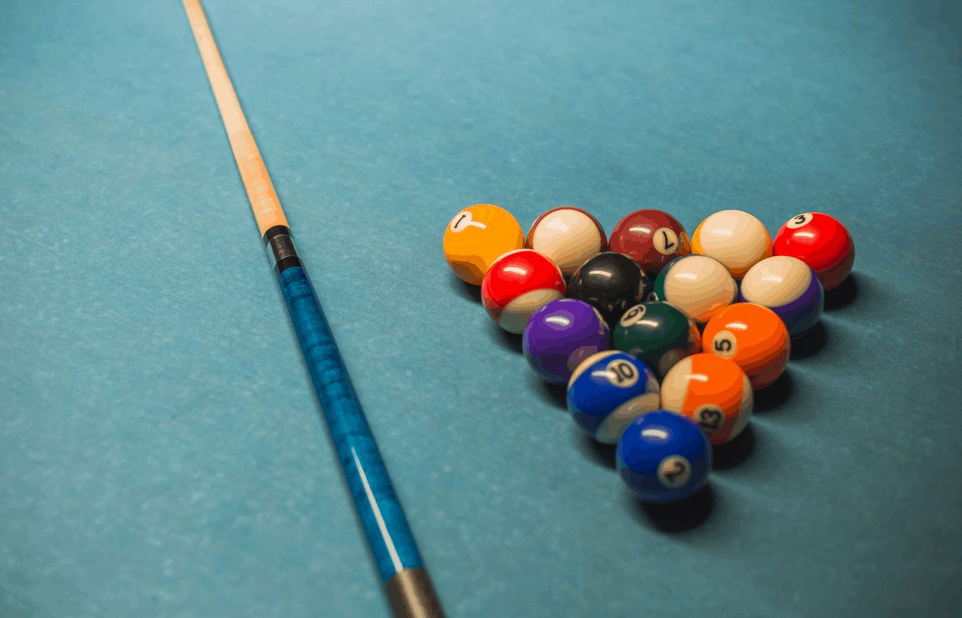 how to seal a pool cue shaft
