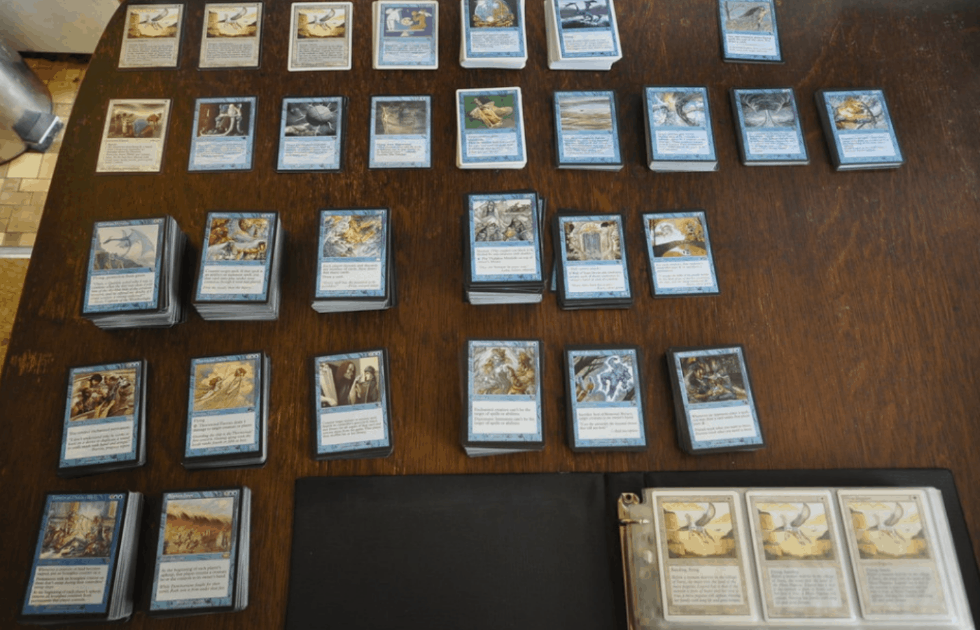 what to do with old magic the gathering cards