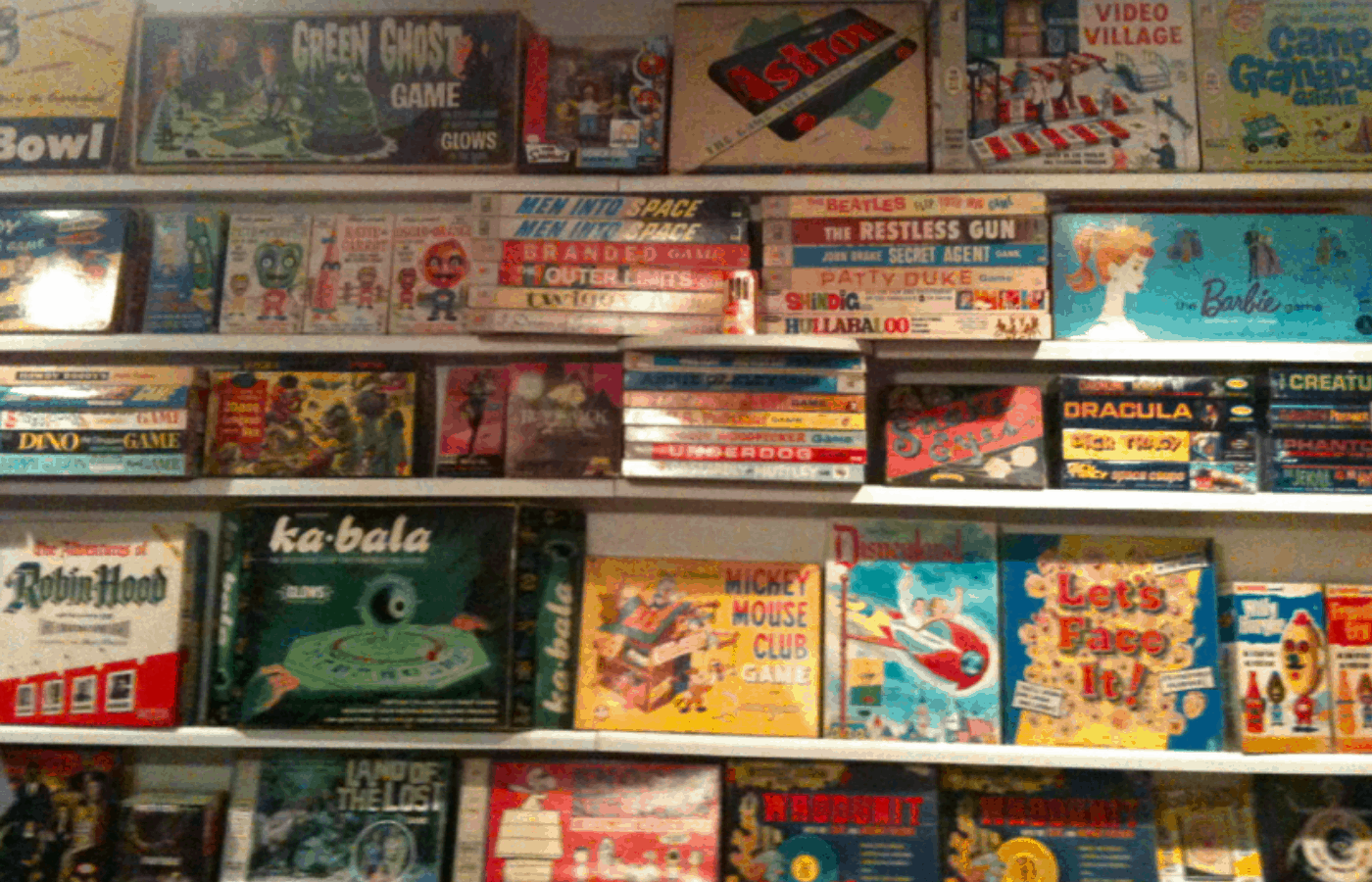 why do board games go out of print