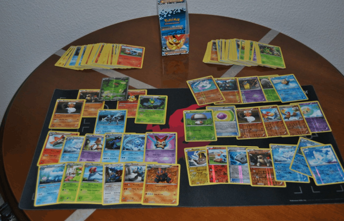 Can You Mix Pokemon Cards From Different Series