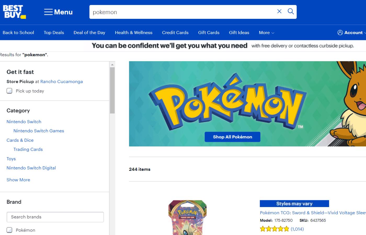 How Often Does Best Buy Restock Pokemon Cards