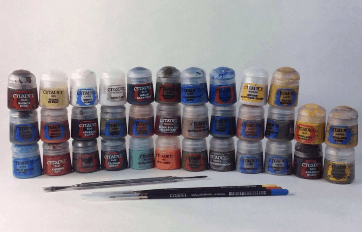 How Much Do Citadel Paints Cost