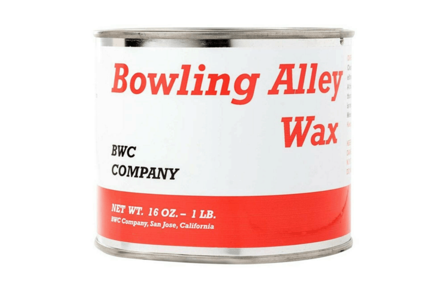 how to use bowling alley wax