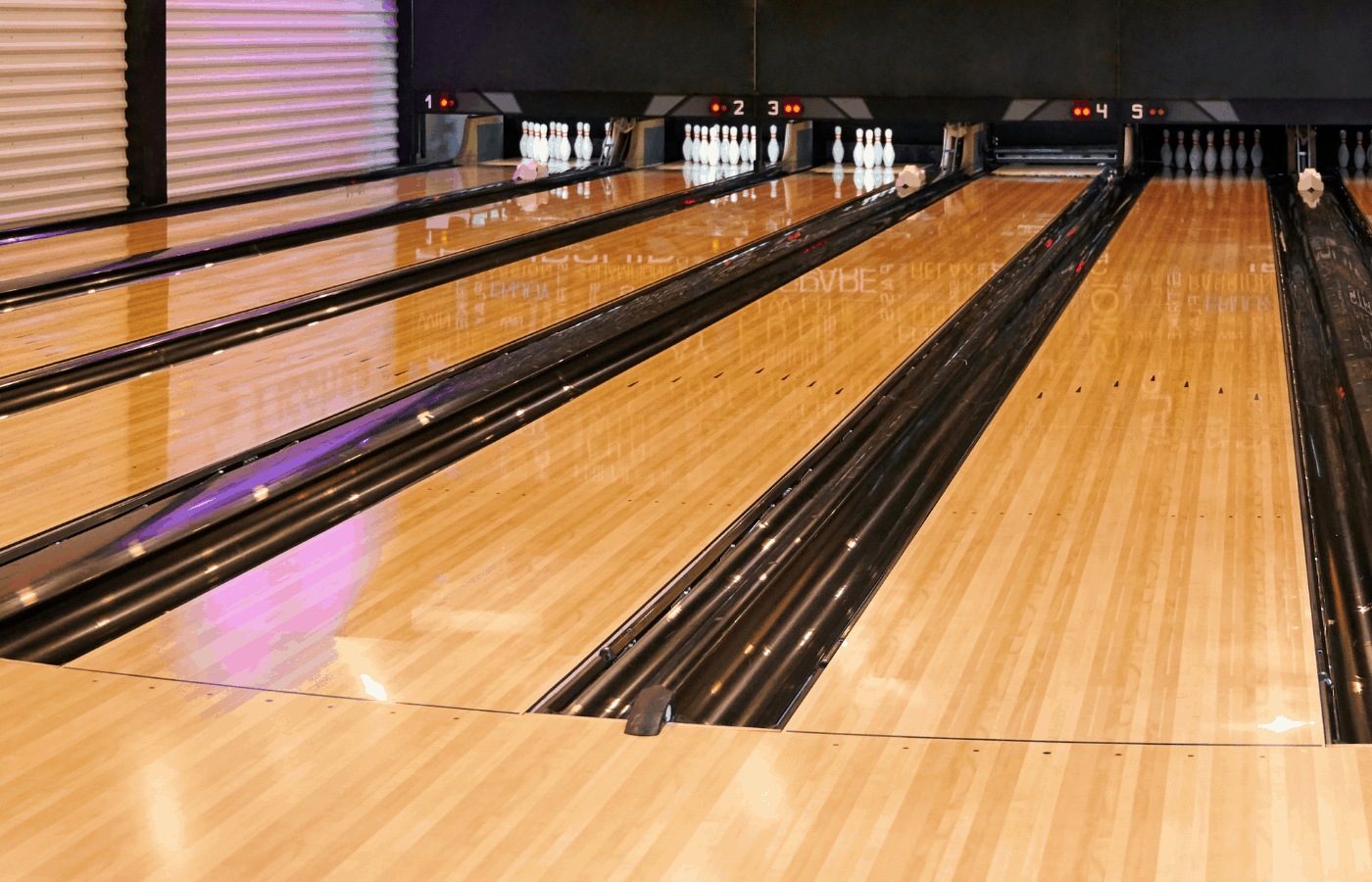 Why Do Bowling Alleys Oil Lanes