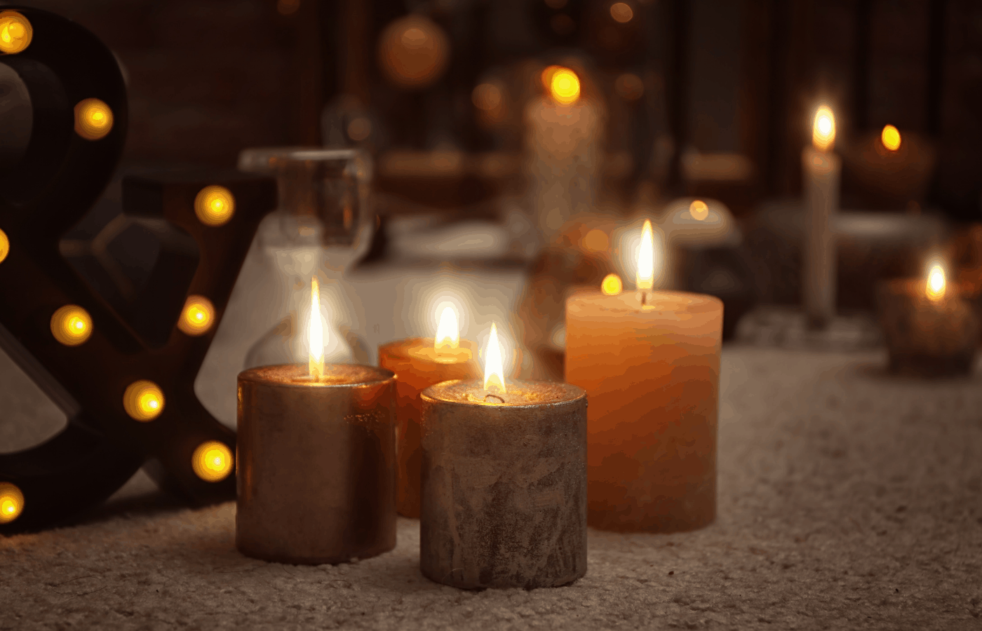 How to Get Black Candle Soot Out of Carpet